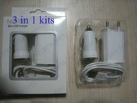 Cheap 3 in 1 kits Best wall charger cable
