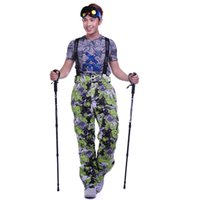Wholesale New Men Snowboarding Pants Fashion Lover Style Ski Pants Winter Snowboard Pants Outdoor Waterproof Sport Women Ski Calca