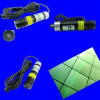 Wholesale DC2 V wood stone positioning nm mW green laser module word line word marking instrument mm