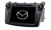 achat en gros de bluetooth tuner gps-AS-8815 Dedicated Mazda 5 2010-2012 Wince 6.0 voiture DVD GPS Navigation 2 din 8