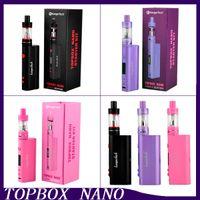 Nueva Kang Topbox Nano arranque clon Kit Kangertech 60w TC Caja Mod Kit TOPTANK Nano 3,2 ml VS JOYTECH Evic VTC Kit 0266050-1