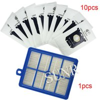 air bags replacement - 1pcs Replacement hepa filter h12 Dust Bags for Electrolux Vacuum Cleaner filter electrolux hepa and S BAG