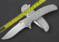 Wholesale New ZT CNC Full Steel Handle Pocket Folding Knife FD53