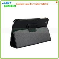 Wholesale Original inch Cube Talk7X Talk X U51GT Case Leather Case Cover