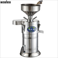 Wholesale Commercial Grinder Machine Grind Peanut soybean make Peanut butter soybean milk Stainless stell material KG h W V