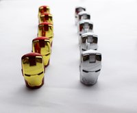 Wholesale NEW GB GB GB IRON MAN USB FLASH DRIVE SERIES STORAGE IRON MAN MEMORY STICK DATA LED DHL good free dropshipping