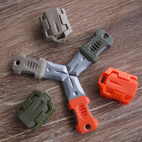 molle - 2015 New Arrival EDC Mini Pocket Knife MOLLE Webbing Self Defence Stainless Steel Survival Tool