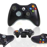 xbox360 wireless controller - Hot sale Wireless Controller For XBOX xbox360 Wireless Joystick For Official Microsoft XBOX Game Controller Accessory
