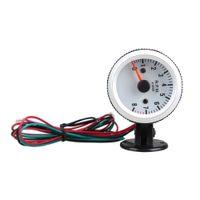acrylic indicator - 2inch mm Tacho Rev Counter Gauge Tachometer Indicator Blue LED RPM