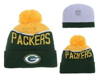 Wholesale top quality newest PACKERS Beanie spring Autumn Winter Beanie Men Women Wool
