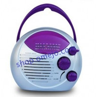 bathroom shower radio - Shower Spy Radio Hidden P Motion Ativated Bathroom Spy Camera DVR GB