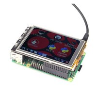 Wholesale Mini High Technology TFT LCD Touch Screen quot x240 px for Raspberry Pi B B
