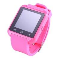 Femmes montres intelligentes France-Smart montres u8 smartwatch pour les téléphones android pour les femmes hommes pour la vente avec Bluetooth Montre-bracelet