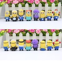 Wholesale Despicable Me figures purple Plush Stuffed Toy cm Minion Jorge Stewart Dave