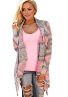 Wholesale Women Sweater New Fashion Autumn Chothing Winter Loose Sexy Cardigans Casual Knitted Fall Cardigan Mavodovama color