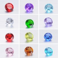 Cheap crystal floating locket charms birthstones Mix 12 color 4mm round glass 600 PCS lot