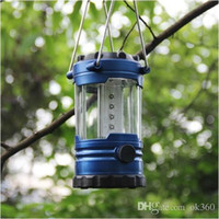 Wholesale 2015 Portable Lanterns Camping Lantern Outdoor Led Hiking Camping Light LED Lantern Outdoor Tent Portable Emergency Lamp With Compass