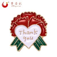 african express - 2016 HotSelling DHL FEDEX EMS EXPRESS Rhinestone Bright Red Flower Crystals Thanksgiving Pin Brooch Poppy Brooches