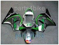 bearing honda - ABS Fairing For Honda CBR954 RR PULL BEAR green balck gray fairing CBR RR