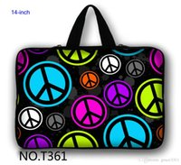Unisex art laptop sleeve - Piece Arts quot Cute Soft Laptop Carry Sleeve Case Bag For Sony Lenovo ThinkPad HP Dell Acer