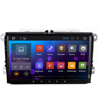 auto transporter - 9 Inch Quad Core G CPU Auto GPS Head Unit Android Car DVD Radio Sat Nav for VW T5 Caravelle Multivan Transporter