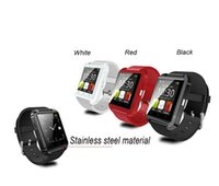 Cheap New! U8 Plus Pro Watch Smart U Watch Bluetooth Smartphone forIPhone 6 5s 5 4s 4 Samsung S4 Note2 Note3 Android Phone Smartphone