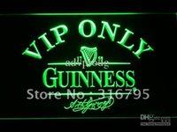guinness - 426 g VIP Only Guinness Beer Neon Light Sign