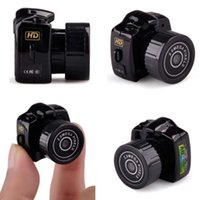 Cheap New Smallest Mini Camera Camcorder Video Recorder DVR Spy Hidden Pinhole Web camera free shipping with factory price