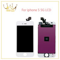 Wholesale DHL FEDEX Replacement Touch Screen LCD Display Digitizer Frame Full Set Assembly For iPhone G