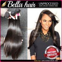 Indian Hair indian hair wholesale - Factory Grade A High Quality Silky Straight Brazilian Hair Indian Hair Extensions Malaysian Peruvian Virgin Hair