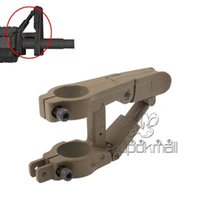 Wholesale Folding Sight Gas Block A R M S Folding Sight Gas Block NO AR15 dia with Lug High Quality