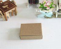 Wholesale Retail corrugated Paper Cake Biscuit Cookies Boxes Handmade Soap Candy Packaging Boxes
