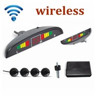 Wholesale Car LED Sensors Wireless Parking Sensor Reversing Backup Radar Colors