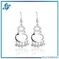 Cheap african costume jewelry Best cz beads jewelry earrings