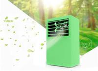 Wholesale Hot sales Desktop Portable Air Conditioners Strong Wind ar condicionado Energy Efficient Mini Air Cooler Conditioner Room Fan