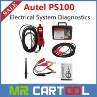 benz electrical - Autel PS100 Original Autel PowerScan PS100 Electrical System Diagnostic Tool Circuit Tester year warranty