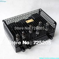 tube amplifier - 2X12W HIFI Tube Amplifier N1x2 Pre amplifier P1x4 Class A Pull Push Amplifier Circuit Pure Tube Stereo Audio Black V