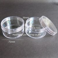 bead display case - DIY Clear Display Plastic Case Empty Display Container Used for Jewelry Beads Storage