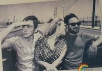 big bang theory vinyl - The Big Bang Theory The Big Bang Theory Sheldon classic American drama poster kraft paper poster cm