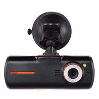 Wholesale car dvd New Car DVR Camera Full HD FPS Portable Video Recorder Dash Cam HDMI IR LED Night Vision Wide Angle quot Dual Lens P