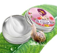 Wholesale 1pcs Snail Face Cream Moisturizing Anti Aging Whitening Cream For Face Care Acne Anti Wrinkle Superfine skin care