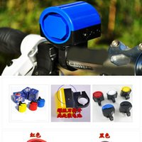 siren electronic horn - Ultra loud MTB Road Bicycle Bike Electronic Bell Horns Cycling Hooter Siren Accessory Sports Outdoors Bicycle Accessories
