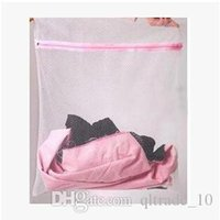 Wholesale 30 CM Washing Machine Specialized Underwear Washing Bag Mesh Bag Bra Washing Care Laundry Bag in best price and qualty bag CCC1113