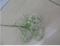 Wholesale Babysbreath manufacture special price large quantity single piece babysbreath artificial flowers for decorative in stock