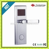 electronic key door lock - Digital electric Promotion intelligent Electronic RFID hotel key card door lock ET100RF