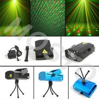 Wholesale High Quality Light Dmx mW Red And Green Led Par Cans Party Light Blue And Black Disco Dance Laser Lights Beams