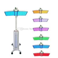 Wholesale Beauty Led Light Therapy PDT Therapy Skin Rejuvenation Machine Led PDT skin machine with colors
