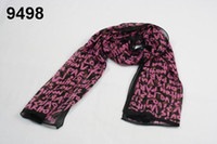 Wholesale High Quality Brand New Style Women s Long Silk Scarf chiffon scarves Printed Scarf Shawl