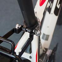 Wholesale MTB Road Bicycle Bike Quick Release Axle Durable Bicycle Hub Skewers Seat Binder Set Front mm Rear mm BHU2