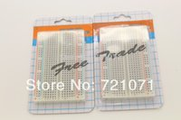 Wholesale Tie Point Interlocking Solderless Breadboard for ATMEGA PIC Arduino UNO Dropshipping